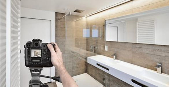 Attract web-savvy home buyers with quality shots.